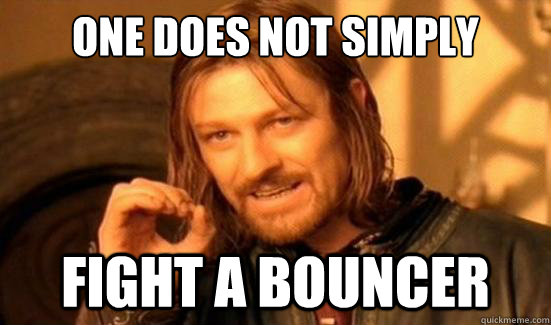 Bonfire: Falsy Bouncer – Best Solution