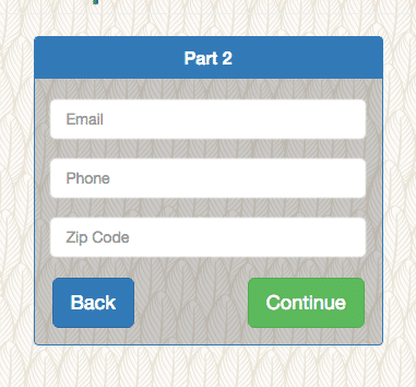 Create A Multi-Step Form With CSS Only - Allure Web Solutions