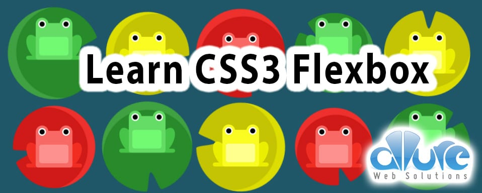 Learn CSS3 Flexbox by Allure Web Solutions