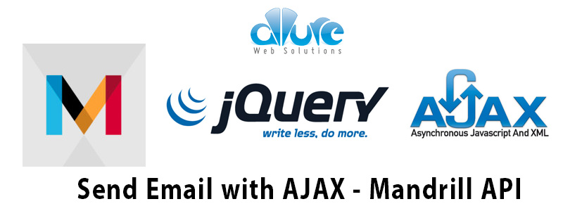 Send Emails Using AJAX – Mandrill API Example