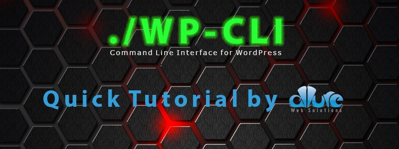 Start Using WP-CLI, It's Awesome