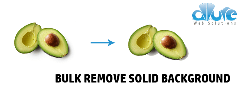 Bulk Remove Solid Background ImageMagick
